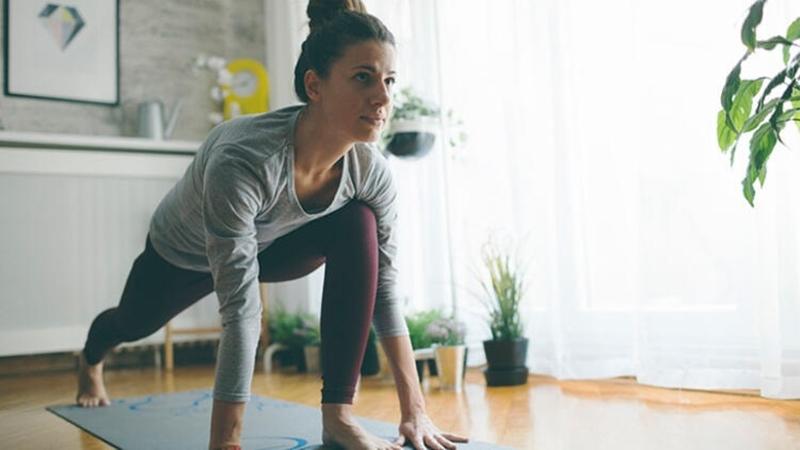 Evde yapacağınız egzersizlerle korona virüsten korunmak