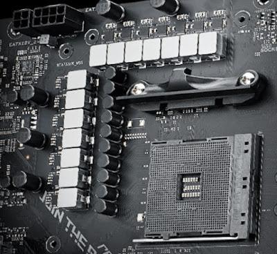 B550-F供電