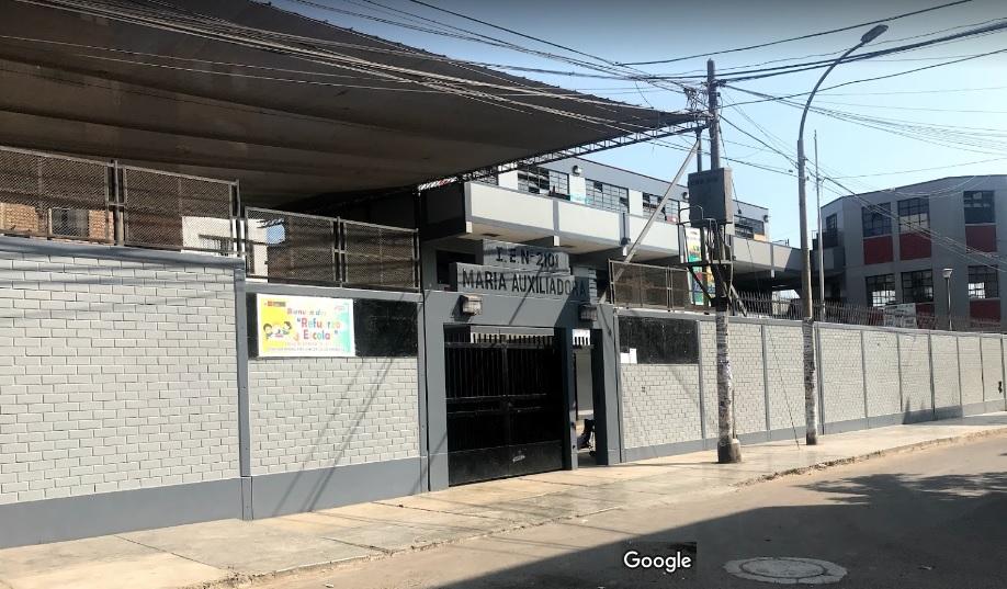 Escuela 2101 MARIA AUXILIADORA - San Martin de Porres