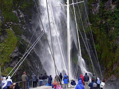 Milford Sound Nuova Zelanda