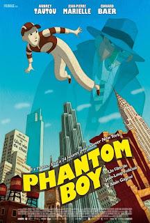 Phantom Boy (2015) Online