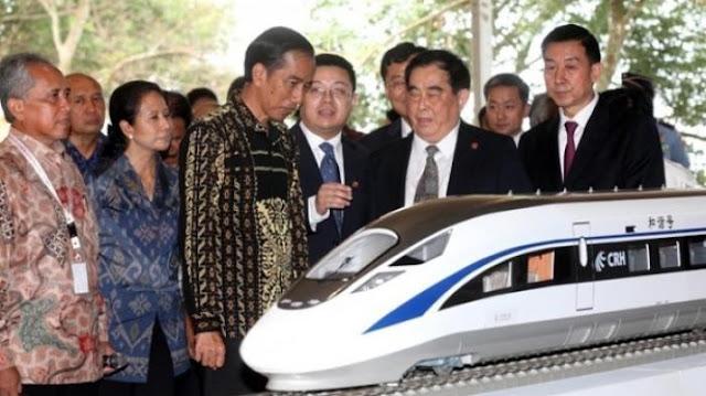 Rini Sumarno harus Bertanggung Jawab atas Pemilihan Kontraktor China Kereta Cepat JKT-BDG