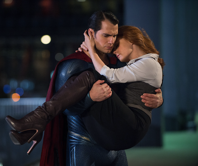 Superman și Lois Lane: Batman V Superman: Dawn Of Justice