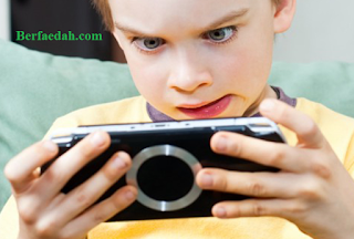 cara mengatasi anak kecanduan game