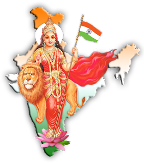ओ माँ मेरी माँ भारत माँ
