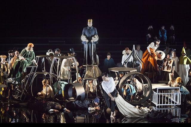 Verdi: Don Carlos - Opera Vlaanderen (Photo Annemie Augustijns)