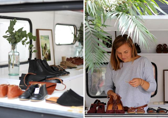 Moja marka MIUMMASH. Aleksandra Tomzik i jej manufaktura obuwia oraz skórzanych akcesoriów