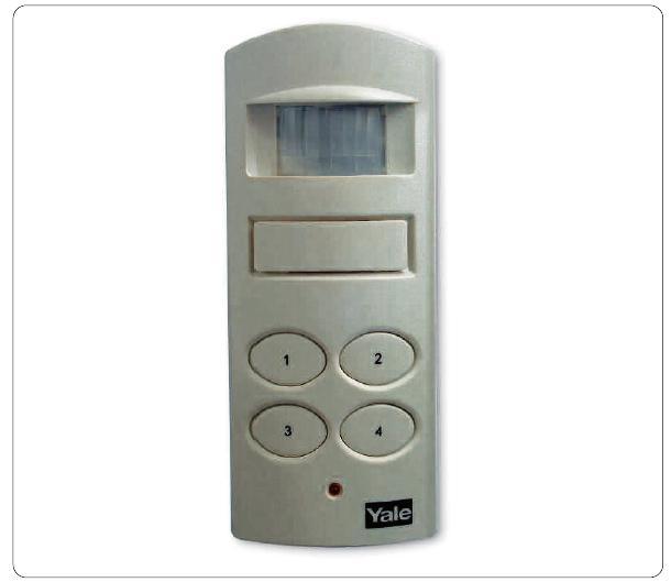 skl diy uptown yale saa5010 door single room alarm with. Black Bedroom Furniture Sets. Home Design Ideas