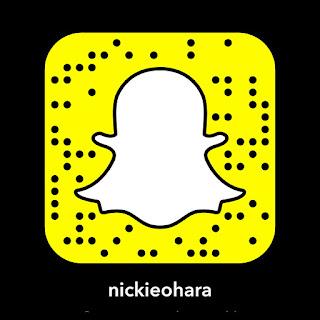 Snapchat - nickieohara
