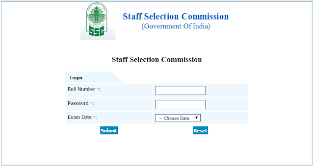 SSC CHSL 2016 Tier-1 Answer Key Released Individually - Check Now- SSCOfficer