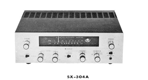 PIONEER SX-304A (1964)