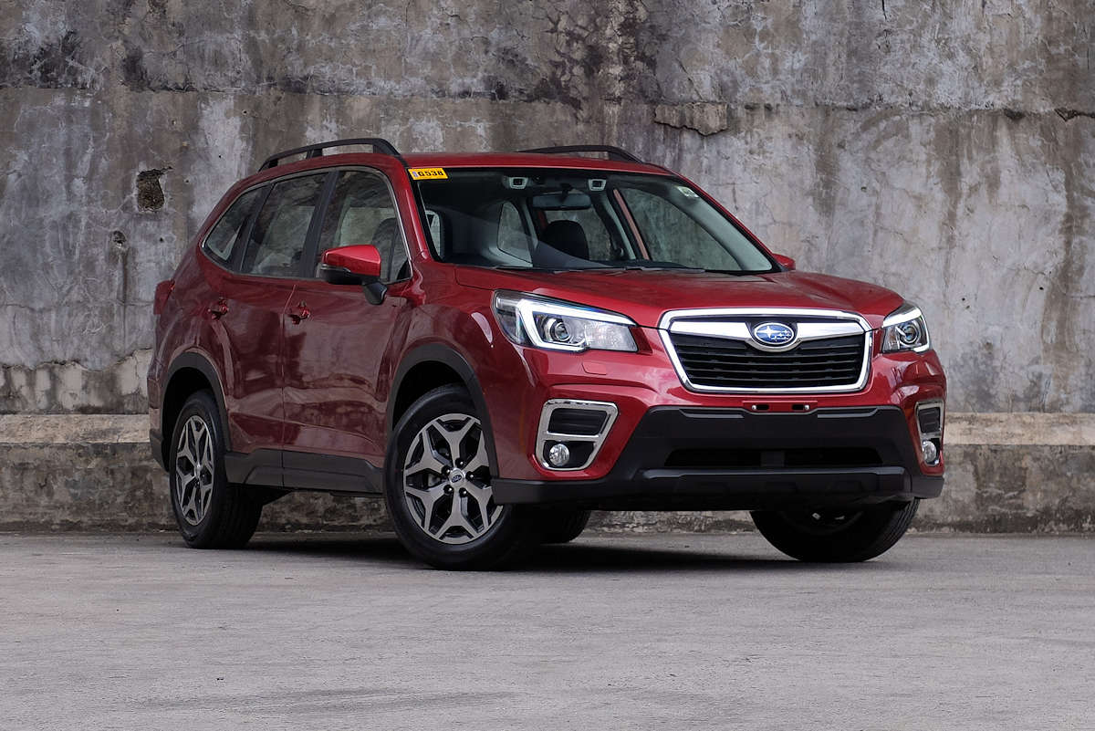 Review: 2019 Subaru Forester 2.0i-L EyeSight | CarGuide.PH | Philippine Car  News, Car Reviews, Car Prices