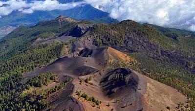 Vulcão-Cumbre-vieja