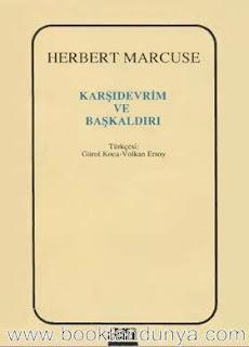 Herbert Marcuse - Karşı Devrim ve Başkaldırı
