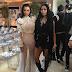 MPNAIJA GIST:Nicki Minaj and Kim Kardashian at the Fashion Los Angeles Awards