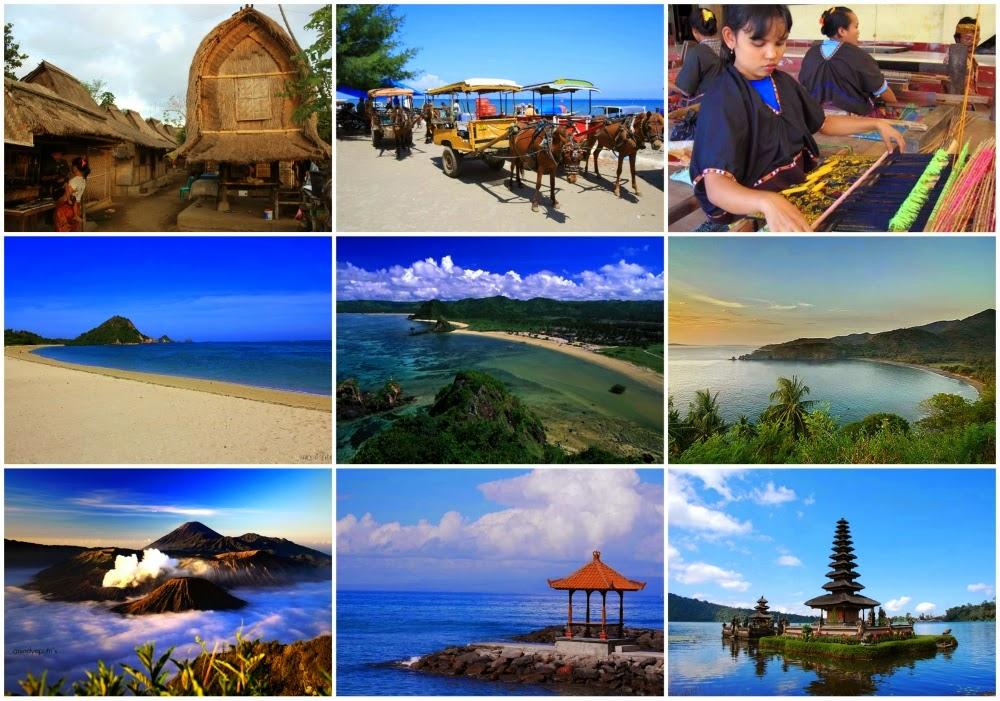 Ovl 012 Jawa Bali Lombok Overland 10 Hari The Great