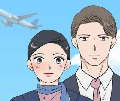 Baca Webtoon Welcome on Board Full Episode