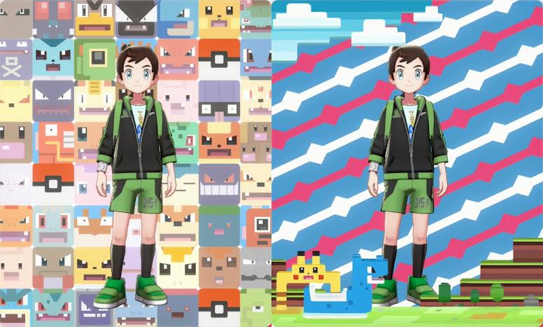League card Pokémon Quest