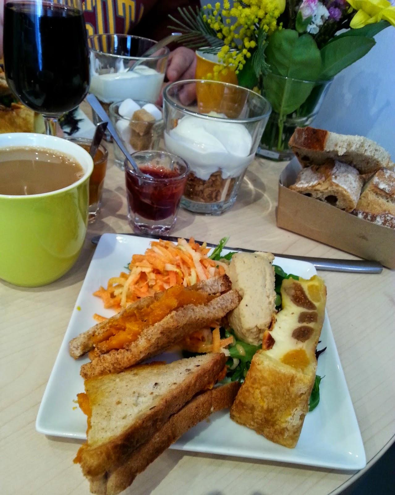 Poppylarousse blog beaut mode lifestyle rennes le brunch du dimanche la kitchenette - La kitchenette rennes ...
