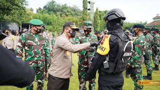 Latgab Siapkan Kemampuan Ketrampilan Personel TNI-POLRI