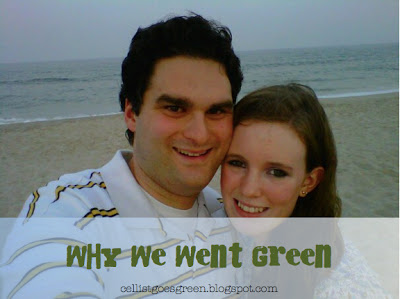 Why we went green