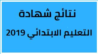 قائمة الناجحين في شهادة التعليم الإبتدائي الجزائر 2019