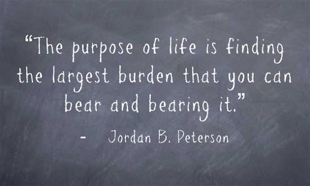 ― Jordan B. Peterson
