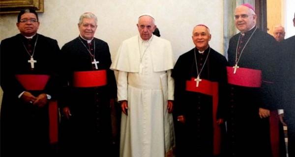 ¡AL FIN LE ABRIRÁN LOS OJOS! Papa Francisco recibirá a obispos de Venezuela