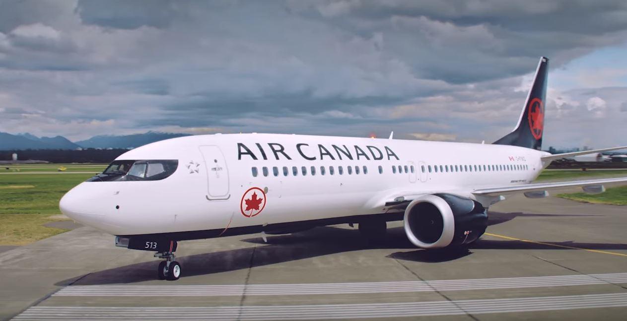 Air Canada depuis Lyon Saint-Exupéry