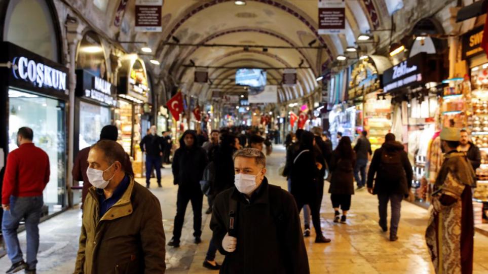 Κορωναϊός: Η Γερμανία θεωρεί αναξιόπιστη την Τουρκία στην καταμέτρηση κρουσμάτων