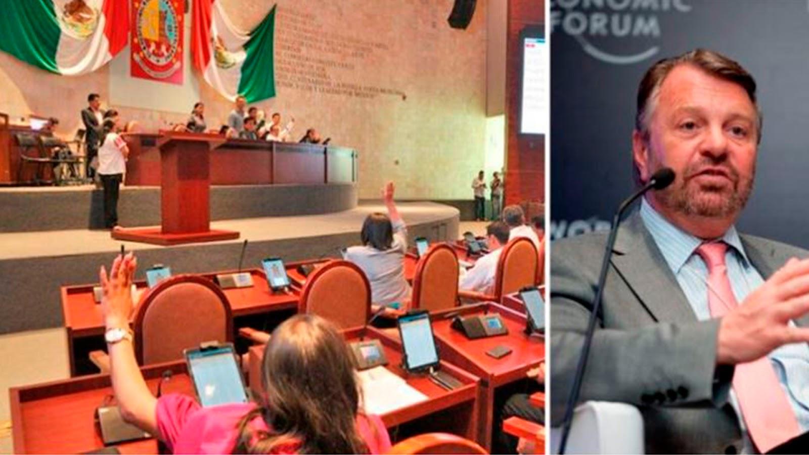 Congreso de Oaxaca va por declarar persona non grata a Castañeda por clasismo