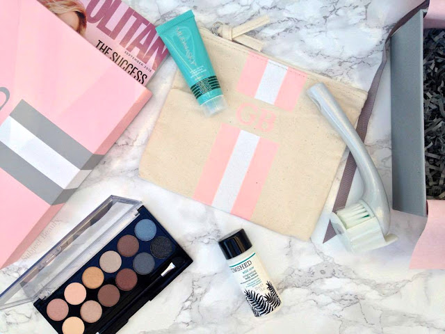 Glossybox August Products