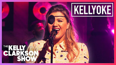 """3x Kellyoke Is A Charm! Kelly Clarkson Performs 3 Smashing Covers On Her Show Including """"Criminal"""" by Fiona Apple!"""