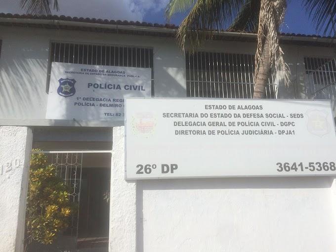 Justiça entende que não houve flagrante e suspeito de matar irmão em Delmiro é liberado