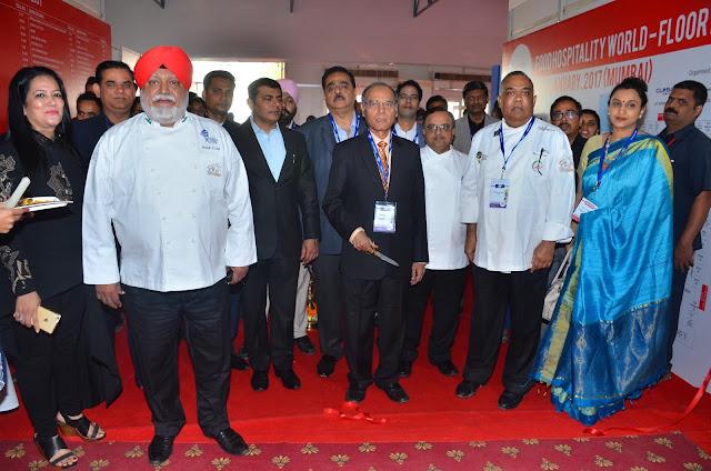Ms. Sonia Chawla, Chef Manjit Singh Gill, Neerav Panchamia, Dilip C. Datwani, Mr. Mohan Despande,  Mayank Kulshreshtha, Chef Vernon Coelho& Reema Lokesh