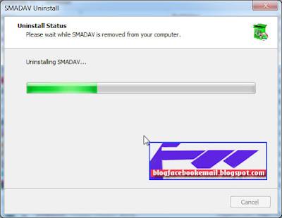 cara delete antivirus smadav dengan mudah dan cepat