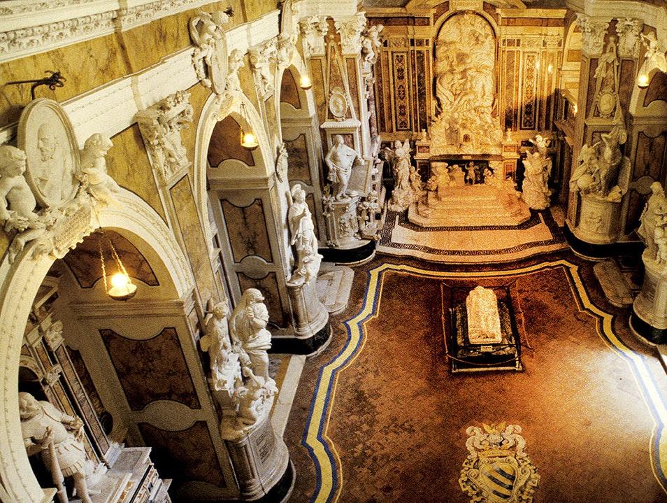 viaggiare e scoprire: Museo Cappella Sansevero - Via F. De Sanctis 19/21 -  80134 - Napoli