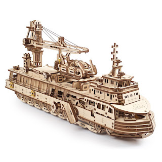 Ugears-Research-Vessel