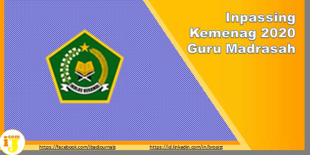 Inpassing Kemenag 2020 Guru Madrasah