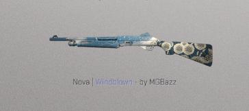 Nova | Windblown Mil-Spec Skin