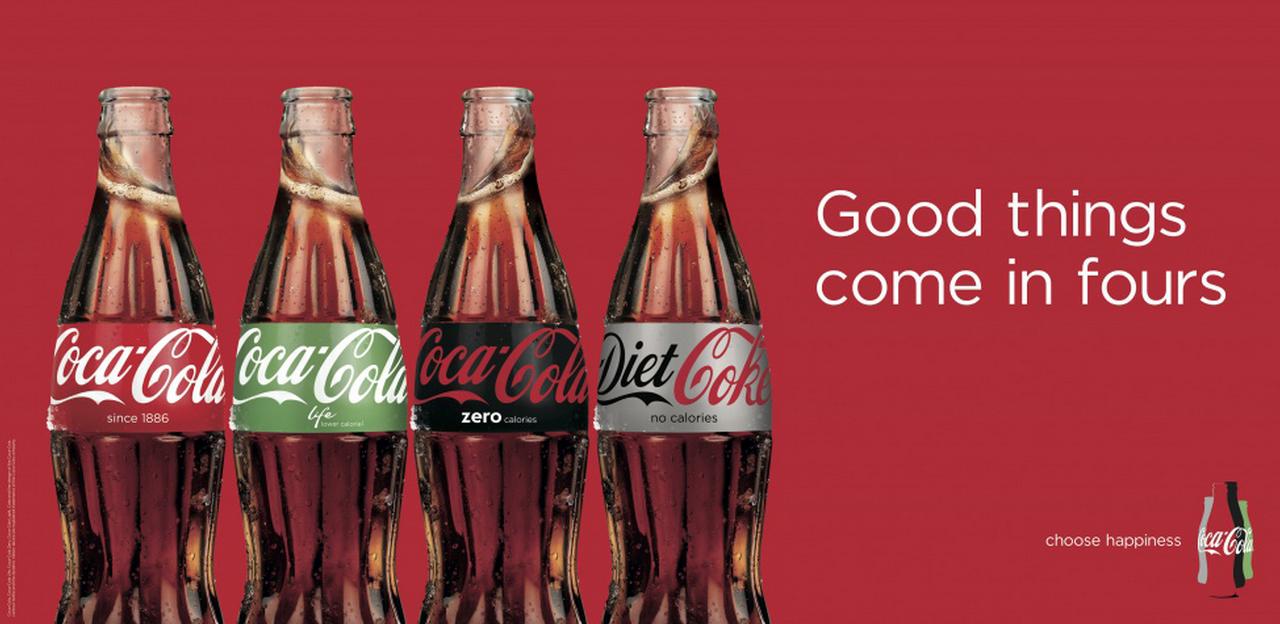 Chiến lược thương hiệu của Coca Cola