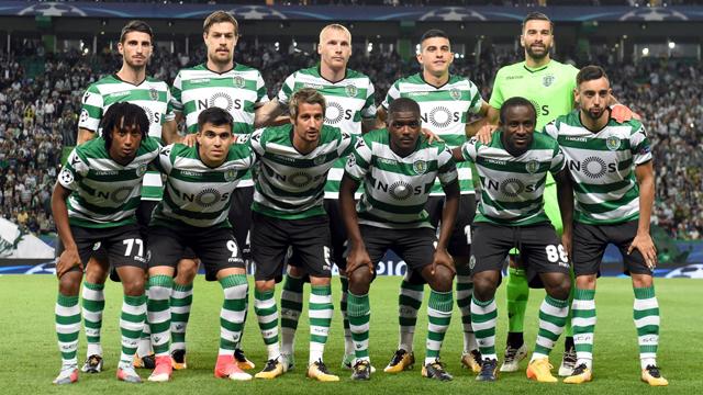 Portekiz Ligi Şampiyonları Sporting Lizbon CP - Kurgu Gücü