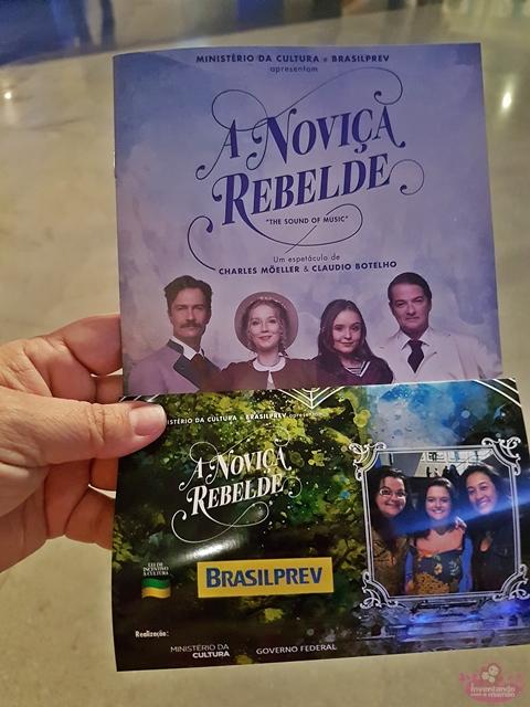 Musical A Noviça Rebelde na Cidade das Artes