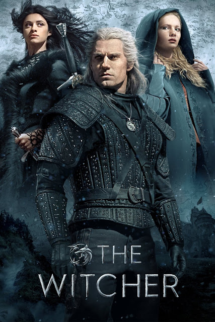 The Witcher: S01 (2019) Complete Dual Audio