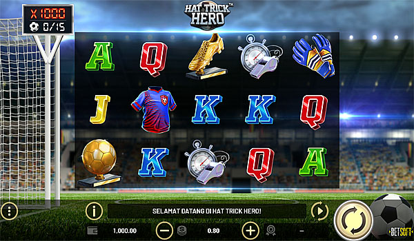 Main Gratis Slot Indonesia - Hat Trick Hero Betsoft