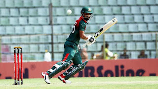 Liton Das 126* - Bangladesh vs Zimbabwe 1st ODI 2020 Highlights