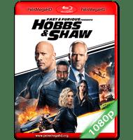 RÁPIDOS Y FURIOSOS: HOBBS & SHAW (2019) FULL 1080P HD MKV ESPAÑOL LATINO