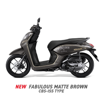 Honda Genio Cbs Iss SE Plus 2020 Sejahtera Mulia Cirebon