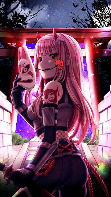 Cute Anime Girl Wallpapers