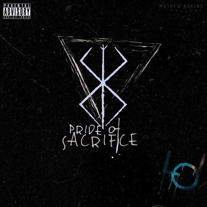 LISTEN TO 'PRIDE OF SACRIFICE', A NEW ALTERNATIVE ROCK SINGLE BY AMEL D